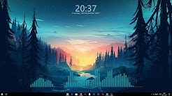 Desktop verschönern | Windows 10 | FullHD 2018 | noah26