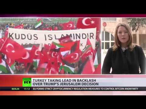 Turkey will open embassy in east Jerusalem – Erdogan