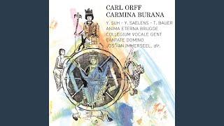 "Carmina Burana: II. In Taberna, ""Ego sum abbas"""