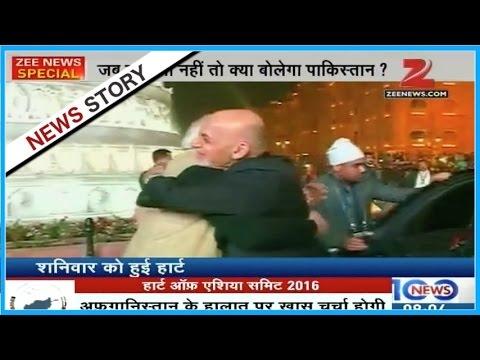 PM Modi and Afghanistan president Ashraf Ghani visited Golden temple in Amritsar