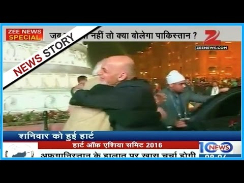 PM Modi and Afghanistan president Ashraf Ghani visited Golden temple in Amritsar