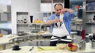 Тушеная кислая капуста рецепт от шеф повара   Илья Лазерсон   гарнир к мясу
