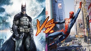 Will Spiderman Ps4 Be Better than the Arkham Games?
