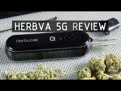 Herbva 5G Dry Herb Vaporizer Review