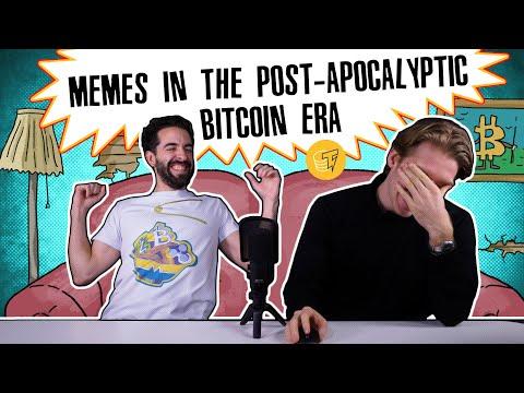 Memes in the Post-Apocalyptic Bitcoin Era