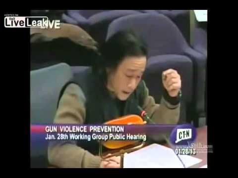 How do I cite a public hearing speech?