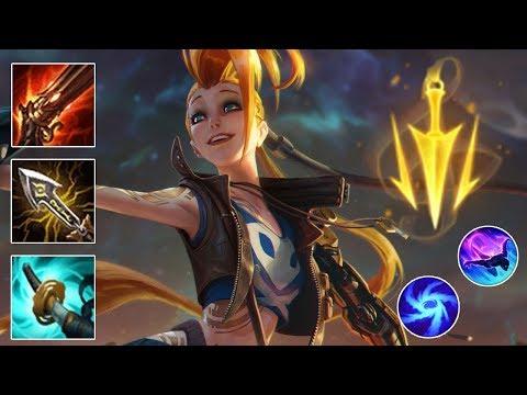 Jinx Montage 31 - Best Jinx Plays   League Of Legends Mid