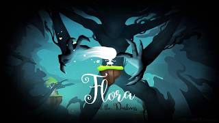 Flora and the Darkness - beautiful 2D platformer