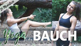 Yoga Bauch Workout Intensiv | 15 Minuten Core & Abs für einen straffen Bauch