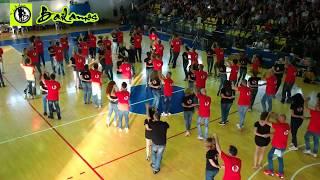 Saggio Scuola Bailamos Roma Salsa e Saluti Finali Enchufla Granchio