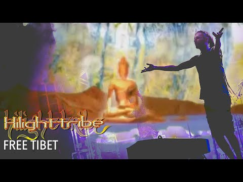 Hilight Tribe - Free Tibet Videoclip