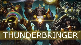 Heroes of Newerth - The Five Thunder Emperors