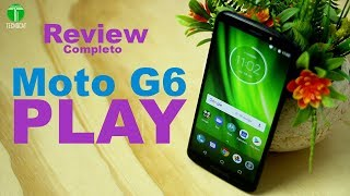 Moto G6 Play Review Completo