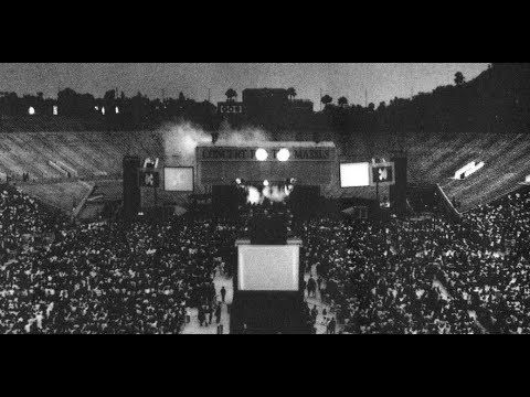 Depeche Mode - 101 / Live at the Pasadena Rose Bowl (1988)