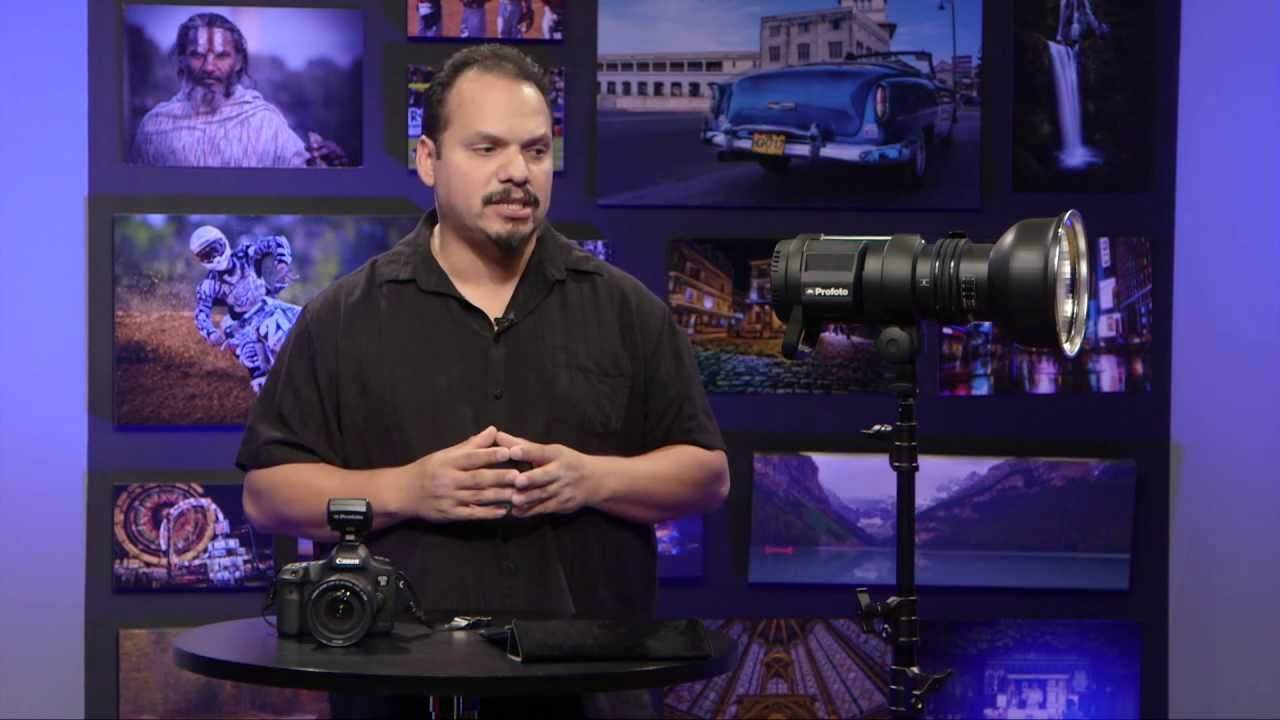 Profoto B1 500 AirTTL : First Look - Episode 41