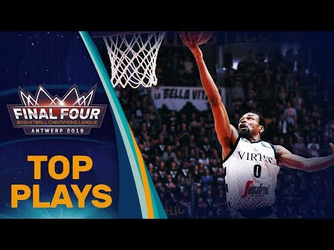 Top 5 Plays: Kevin Punter (BOLO) | Final Four MVP | Basketball Champions League 2018-19