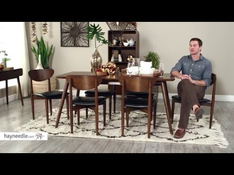 Belham Living Carter Mid-Century Modern Dining Chair - Set of 2 - Product Review Video