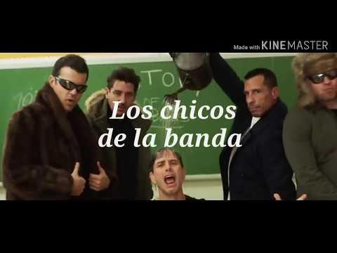 Nkotb Boys in the band(Boy Band Anthem) -Subtitulada al español