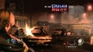 Resident Evil: Operation Raccoon City - Heroes Mode Match #1