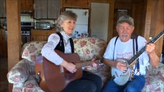 """Streets of Baltimore"" Annie & Mac Old Time Music Moment"