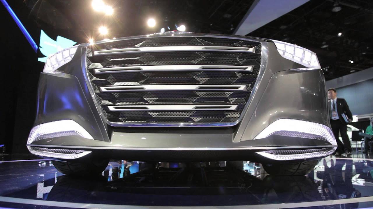 2014 hyundai genesis sedan previewed in wild hcd 14 concept autoguide com news