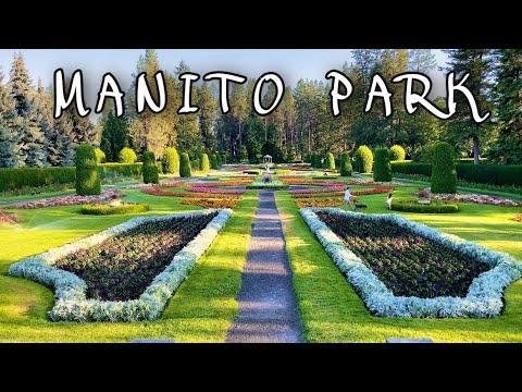 MANITO PARK TOUR / SPOKANE, WA / ANNA LYN KENDALL