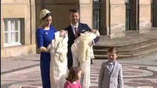 7 Christening of Prince Vincent & Princess Josephine (14 April 2011) Thumbnail