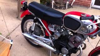 1965 Honda CB160 by Pentiques