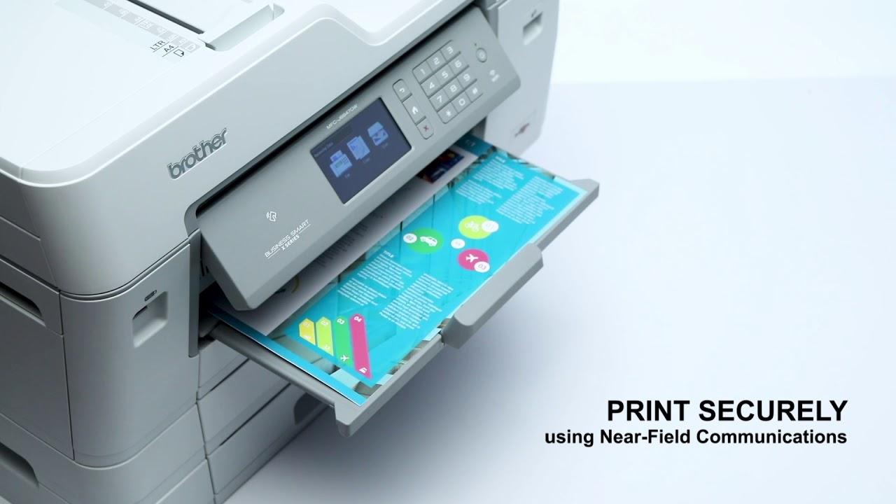 MFC-J6947DW 4-in-1 colour inkjet A3 printer