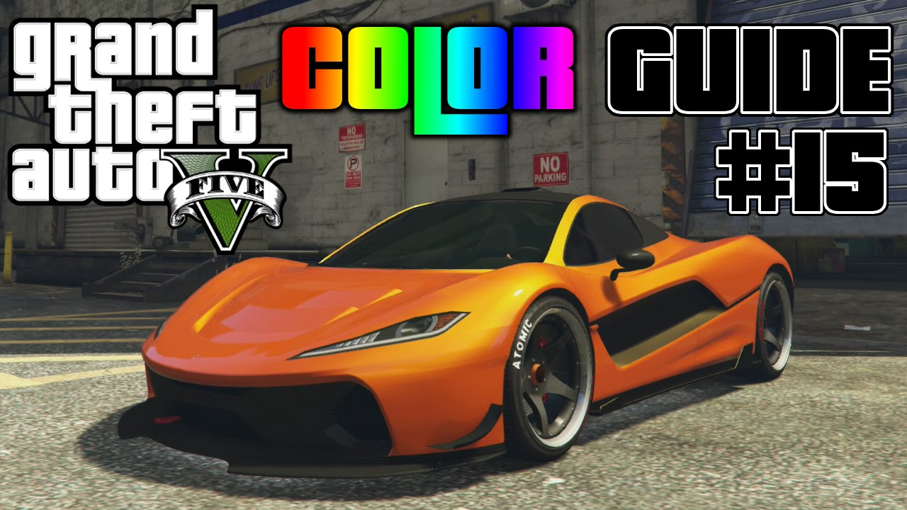 Best Color For Cars Gta