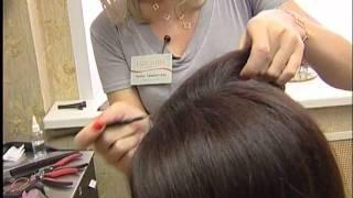 Наращивание волос. Салон Королева(Наращивание волос. Салон красоты Королева. Кострома. www.koroleva-spa.ru., 2012-01-18T09:11:54.000Z)