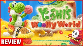 Yoshi's Woolly World Review - GamingVlogNetwork (Video Game Video Review)