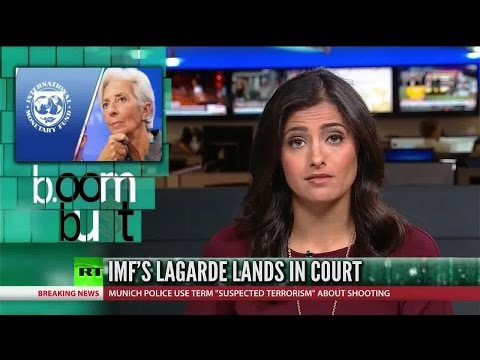 [643] IMF chief Lagarde to stand trial