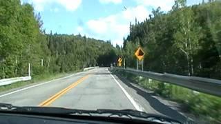 Route 132 Gaspé