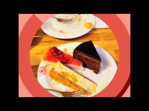 Kakkugalleria The Cake Gallery Helsinki