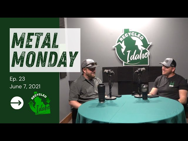Metal Monday Episode #23 with Nick and Brett June 7th 2021