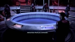 Mass Effect 3 - Meeting Tali when romanced