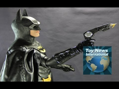 NECA 1/4 Scale Michael Keaton Batman Figure Review