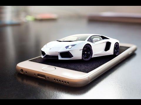 Photoshop Cc Tutorial Create 3d Lamborghini Car Youtube