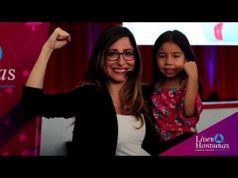 Programa Lidera Honduras 2019 con Mónica Galán Bravo. Comunica con el Método BRAVO Y lidera tu vida.