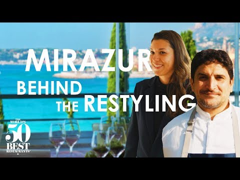 Mauro Colagreco Reveals The New Mirazur