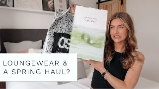 Catch Up - New Loungewear & A Spring Haul? | Fashion Influx