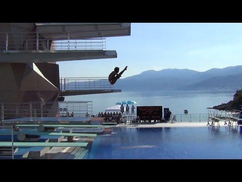 2016 LEN European Junior Diving Championships - Rijeka, Croatia - Boys A 3m Final