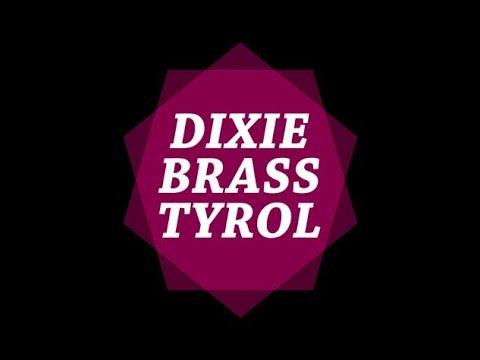 Dixie Brass Tyrol - 15 Years of Swing