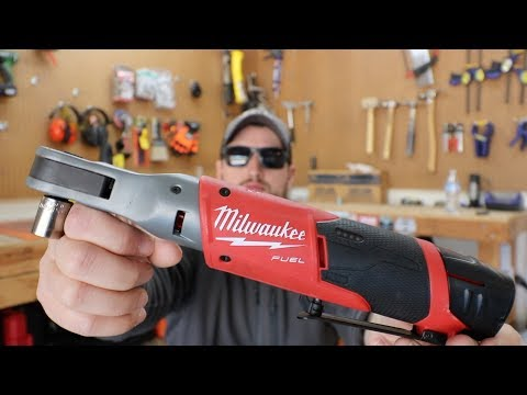 Milwaukee Tools M12 FUEL Ratchet