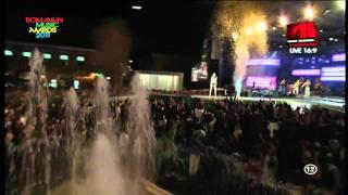 MANDINGA - Danza Kuduro & Zaleilah - Romanian Music Awards 2011 (Live!)