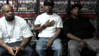 Outlawz Live Interview on XXLMag.com [2011] [September 15th]