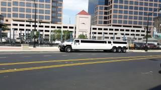 Hummer H2 big limousine