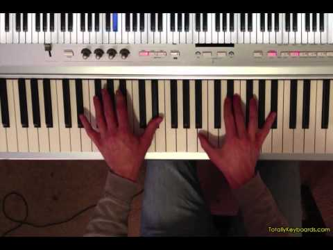 Maiden Voyage (Jazz Harmony) Piano Lesson Preview