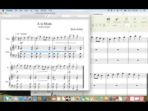 Part 6   Piano note entry   Doubles and copy paste